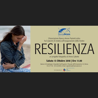 Mostra Resilienza